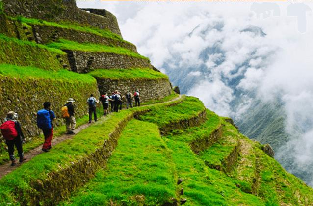 1D Inca Trail trekking to Machu Picchu