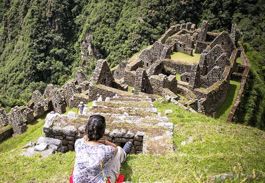 Biglietto turistico di 2 giorni per il Cammino Inca da KM104 a Machupicchu