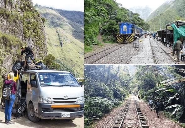 Traslado Cusco a hidroeléctrica VIAJE REDONDO