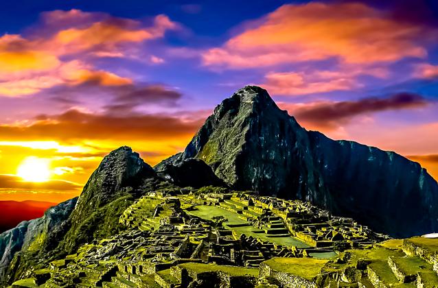 Inca Trail naar Machu Picchu 2D / 1N vanuit Cusco