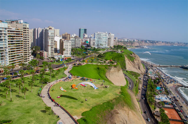 Lo mejor de Lima city tour + cocina peruana