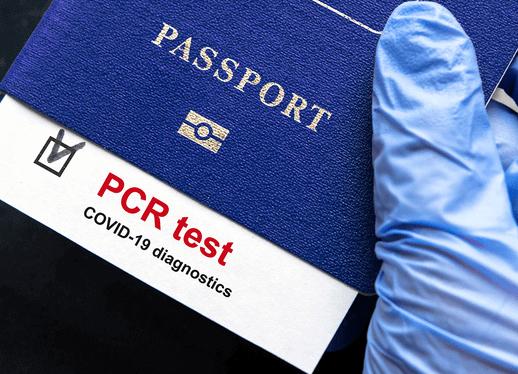 리마 여행자를 위한 COVID-19 RT-PCR 분자 검사