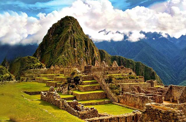 Bilhete de Machu Picchu 2021