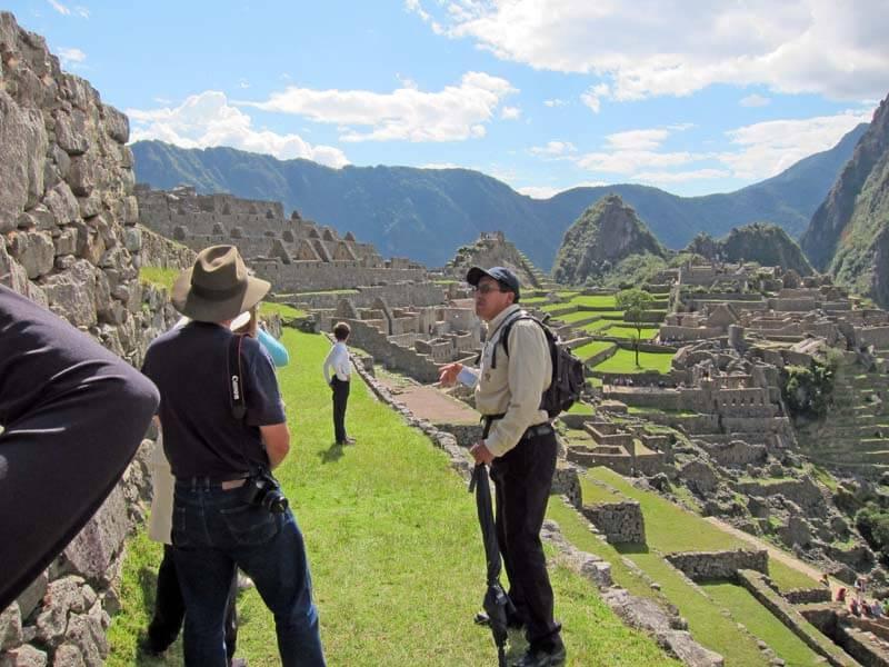 Excursión guiada a la Ciudadela de Machu Picchu 2.5hr