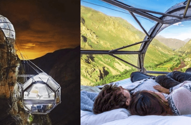 2D1N Skylodge Adventure Suites - notte sotto le stelle