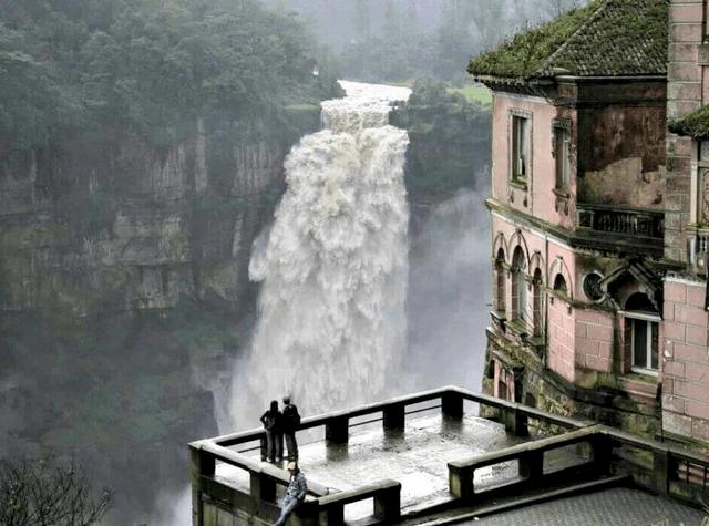 テケンダミタ滝+エルペニョール+メデジンからのグアタペツアー