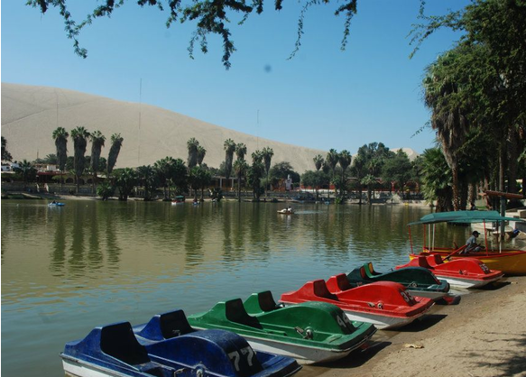 3D2N Tour from Lima airport to Paracas, Ica, Huacachina + Nazca Lines